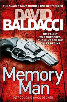 Memory Man Book Cover