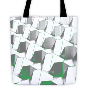 Modern urban abstract Tote bag