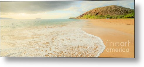 Metal Print of Maui Hawaii