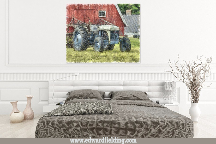 Modern Farm House Style Decor