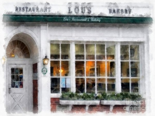Lou's Of Hanover New Hampshire to a buyer from Rosemount, MN.