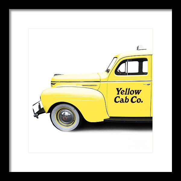 Yellow Cab Square