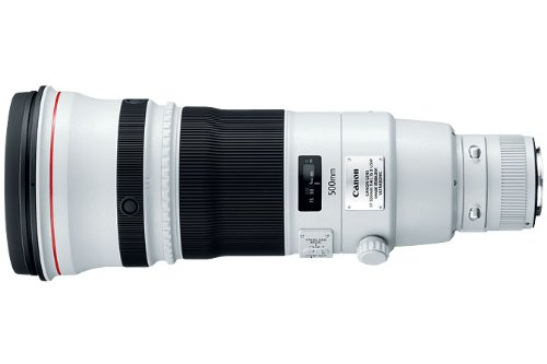 Canon L Series 500mm F4L IS USM