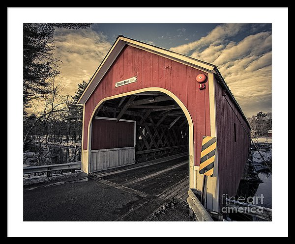 Cresson Covered Bridge Sawyer Crossing