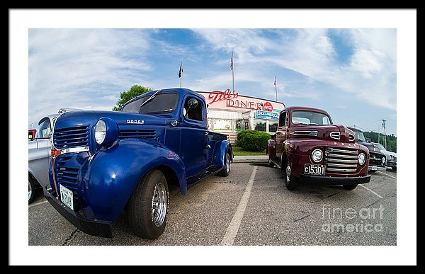 Cruise Night At the Diner