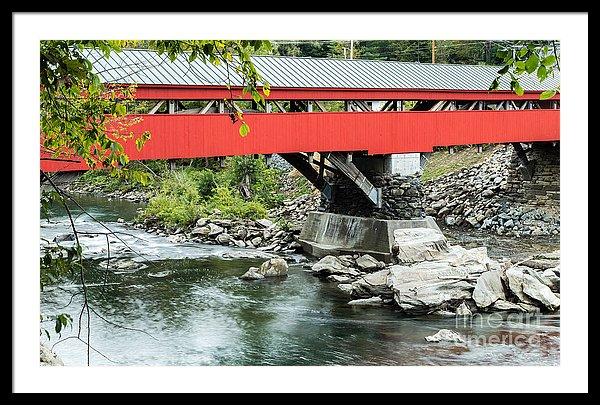 Taftsville Covered Bridge Vermont