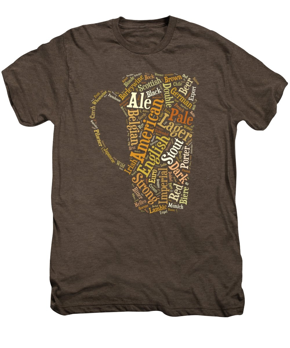 Recently  sold a Men's Premium T-Shirt - Mocha Heather - Medium of Beer Lovers Tee to a buyer from Tekirdag, TURKIYE - Turkey.