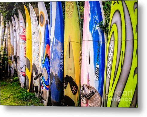Surfboard Fence Maui Hawaii