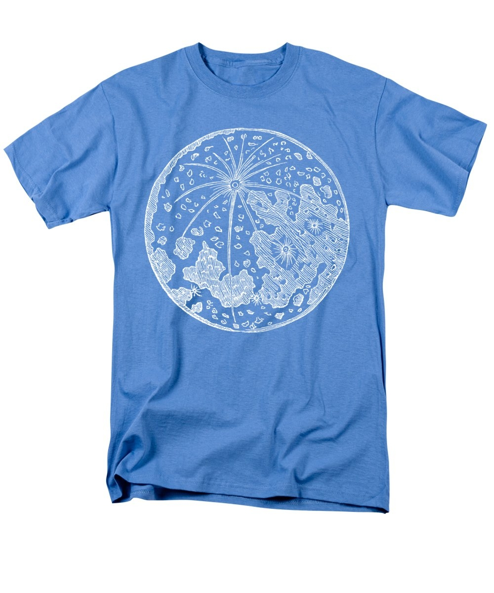 sold a Men's T-Shirt (Regular Fit) - Carolina Blue - Large of Vintage Planet Tee Blue to a buyer from Chapel Hill, NC.