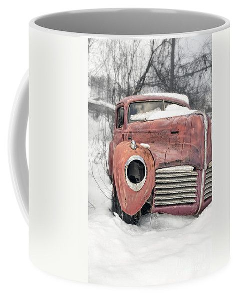 Old Car Coffee Mug