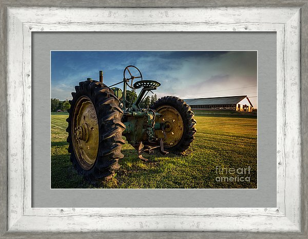 New Hampshire Vintage Tractor
