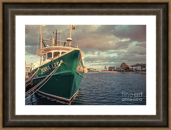 Hyannis Harbor Cape Cod Massachusetts Photograph