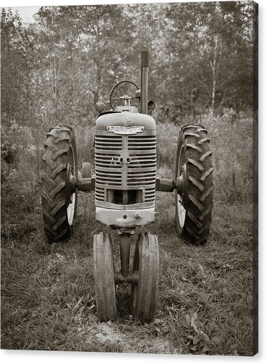 Old Farmall Tractor Limited Time Promotion