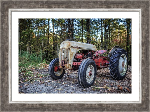 Old Ford Vintage Tractor