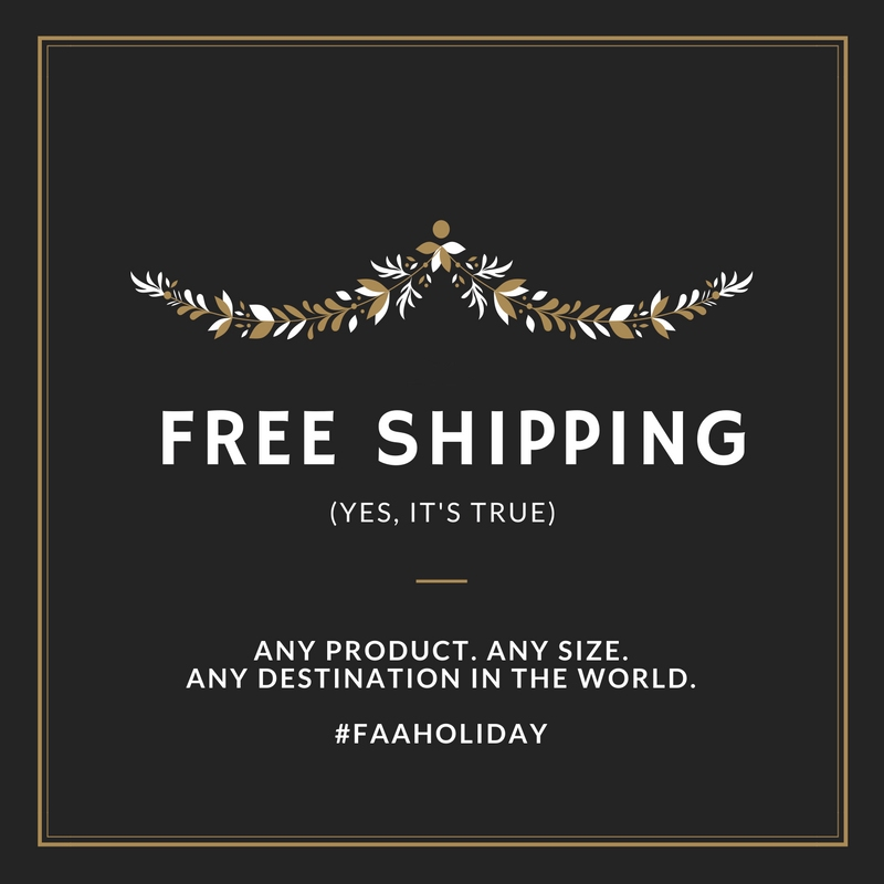 Black Friday Free Shipping