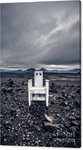 Iceland White chair