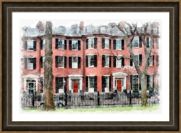 Louisburg Square Beacon Hill Boston