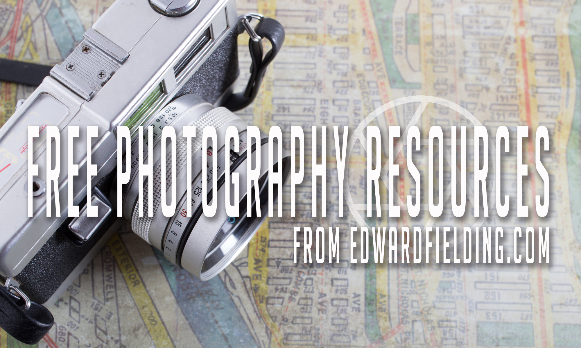 Free Photography Resources