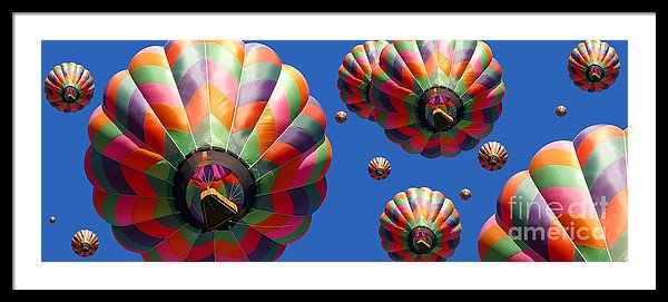 Hot Air Balloons over Vermont